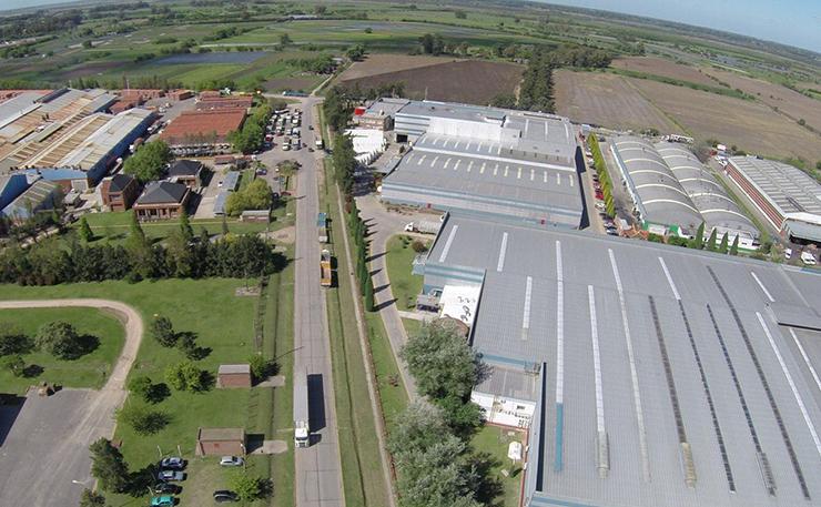 La oferta industrial de San Martín versus la de Pilar.