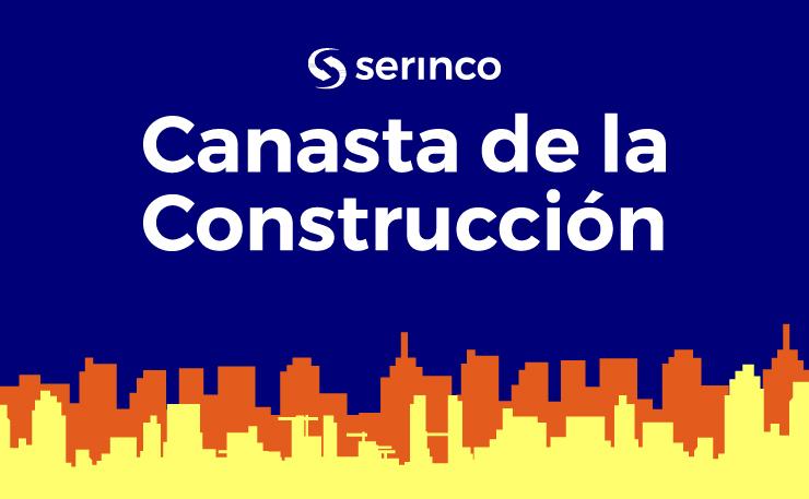 Canasta de la Construcción 08/2017